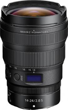 Nikon-Nikkor-Z-14-24mm-f28-S-Wide-Lens on sale