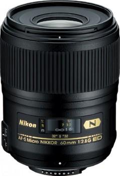Nikon-Nikkor-AF-S-60mm-f28G-ED-Micro-Lens on sale