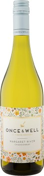 Once-Well-Margaret-River-Chardonnay on sale