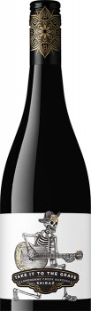 Take-It-To-The-Grave-Shiraz on sale