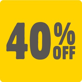 40-off-All-Footwear-by-Cape on sale