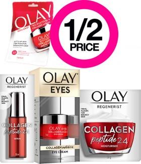 12-Price-on-Olay-Skincare-Range on sale