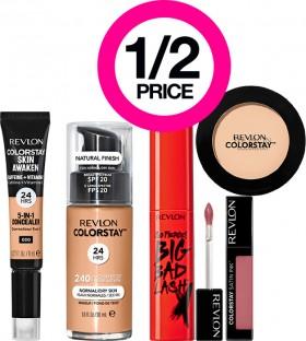 12-Price-on-Revlon-Makeup-Range on sale