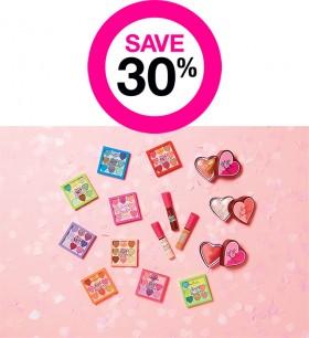 Save-30-on-I-Heart-Revolution-Makeup-Range on sale