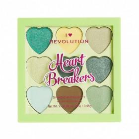 I-Heart-Revolution-Heartbreakers-Palette-Lucky-5g on sale