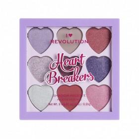 I-Heart-Revolution-Heartbreakers-Palette-Mystical-5g on sale