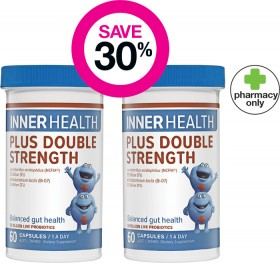 Save-30-on-Selected-Inner-Health-Products on sale
