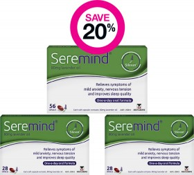 Save-20-on-Selected-Seremind-Products on sale