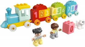 LEGO-Duplo-Creative-Play-Number-Train-Learn-To-Count-10954 on sale