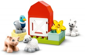 LEGO-Duplo-Town-Farm-Animal-Care-10949 on sale