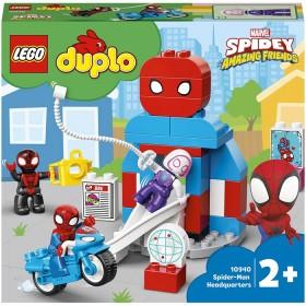 LEGO-Duplo-Super-Heroes-Spider-Man-Headquarters-10940 on sale