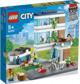 LEGO-City-Community-Family-House-60291 on sale