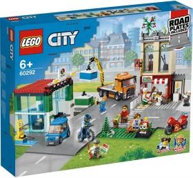 LEGO-City-Community-Town-Center-60292 on sale
