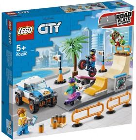 LEGO-City-Community-Skate-Park-60290 on sale