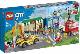 LEGO-City-Community-Shopping-Street-60306 on sale