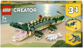 LEGO-Creator-Crocodile-31121 on sale