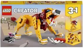 LEGO-Creator-Wild-Lion-31112 on sale
