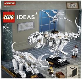 LEGO-Ideas-Dinosaur-Fossils-21320 on sale