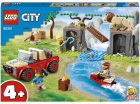 LEGO-City-Stunt-Wildlife-Rescue-Off-Roader-60301 on sale