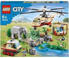 LEGO-City-Wildlife-Rescue-Operation-60302 on sale
