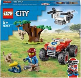 LEGO-City-Stunt-Wildlife-Rescue-ATV-60300 on sale