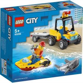 LEGO-City-Great-Vehicles-Beach-Rescue-ATV-60286 on sale