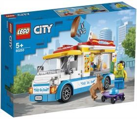LEGO-City-Great-Vehicles-Ice-cream-Van-60253 on sale