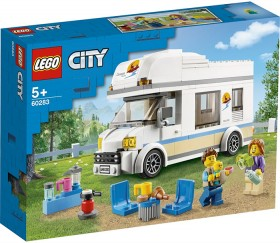 LEGO-City-Great-Vehicles-Holiday-Camper-Van-60283 on sale