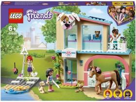 LEGO-Friends-Heartlake-City-Vet-Clinic-41446 on sale