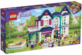 LEGO-Friends-Andreas-Family-House-41449 on sale