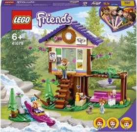 LEGO-Friends-Forest-House-41679 on sale