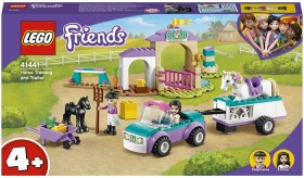 LEGO-Friends-Horse-Training-and-Trailer-41441 on sale