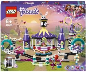 LEGO-Friends-Magical-Funfair-Roller-Coaster-41685 on sale