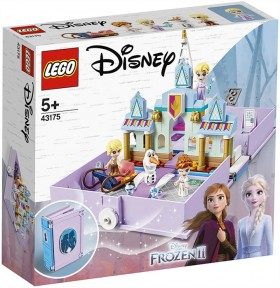 LEGO-Disney-Frozen-Anna-and-Elsas-Storybook-Adventures-43175 on sale