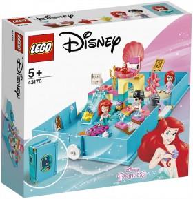 LEGO-Disney-Princess-Ariels-Storybook-Adventures-43176 on sale