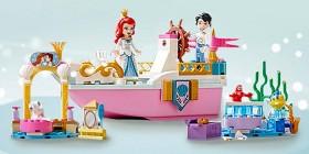 LEGO-Disney-Princess-Ariels-Celebration-Boat-43191 on sale
