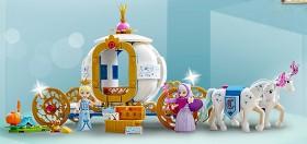 LEGO-Disney-Princess-Cinderellas-Royal-Carriage-43192 on sale