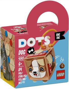 LEGO-Dots-Bag-Tag-Dog-41927 on sale
