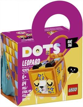 LEGO-Dots-Bag-Tag-Leopard-41929 on sale