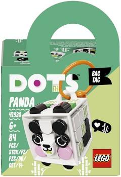 LEGO-Dots-Bag-Tag-Panda-41930 on sale