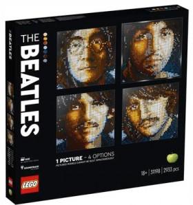 LEGO-Art-The-Beatles-31198 on sale