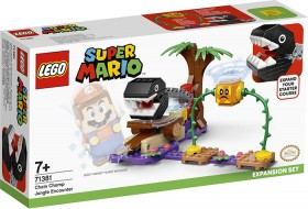 LEGO-Super-Mario-Chain-Chomp-Jungle-Encounter-Expansion-Set-71381 on sale