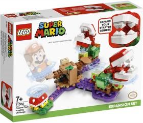 LEGO-Super-Mario-Piranha-Plant-Puzzling-Challenge-Expansion-Set-71382 on sale