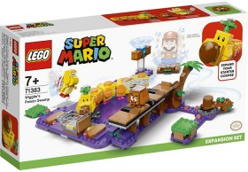 LEGO-Super-Mario-Wigglers-Poison-Swamp-Expansion-Set-71383 on sale