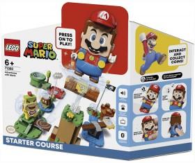 LEGO-Super-Mario-Adventures-with-Mario-Starter-Course-71360 on sale