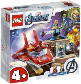 LEGO-Marvel-Avengers-Movie-4-Iron-Man-vs-Thanos-76170 on sale