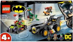 LEGO-DC-Comics-Super-Heroes-Batman-vs-The-Joker-Batmobile-Chase-76180 on sale