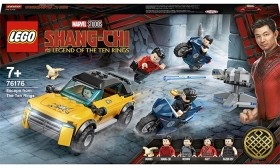 LEGO-Marvel-Super-Heroes-Escape-from-The-Ten-Rings-76176 on sale