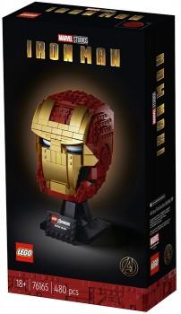 LEGO-Marvel-Avengers-Movie-4-Iron-Man-Helmet-76165 on sale
