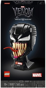 LEGO-Marvel-Super-Heroes-Venom-76187 on sale